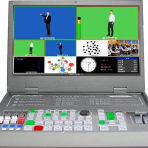 HDS9101(6-CH) PORTABLE VIDEO SWITCHER